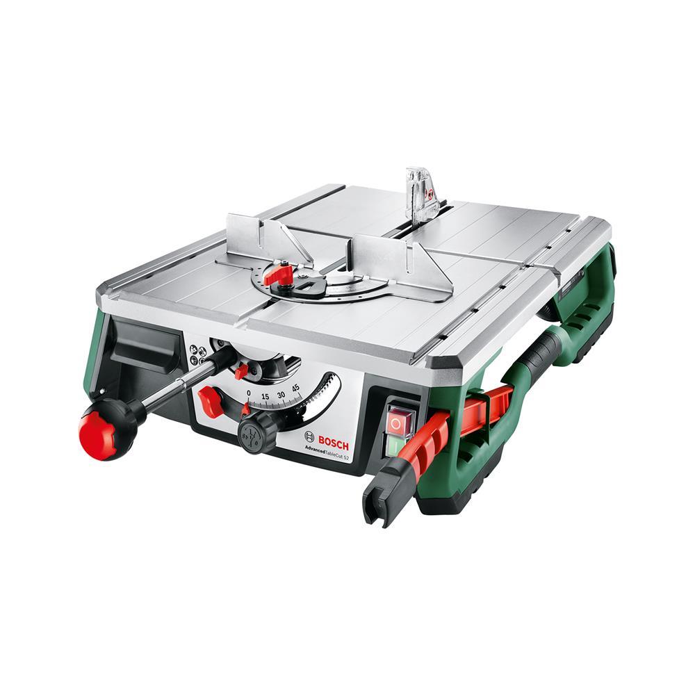Bosch Namizna žaga AdvancedTableCut 52
