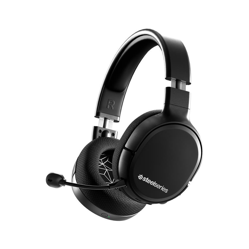 SteelSeries Brezžične gaming slušalke Arctis 1