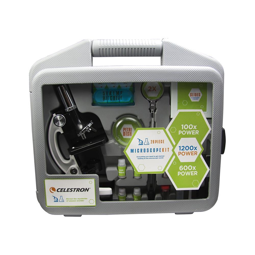 Celestron Mikroskop v škatli 28-delni