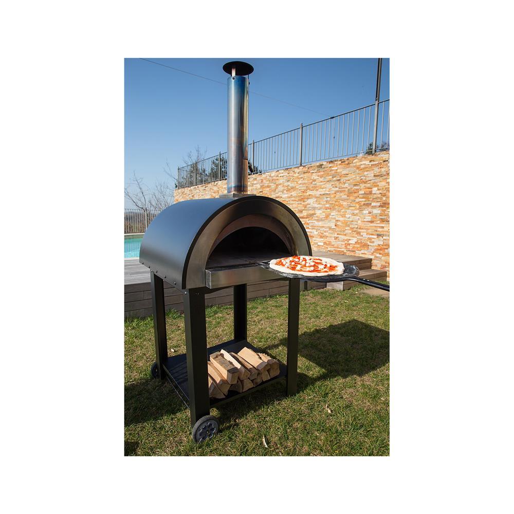 BBQ Dragon Prenosna krušna peč na drva (KU-010W)