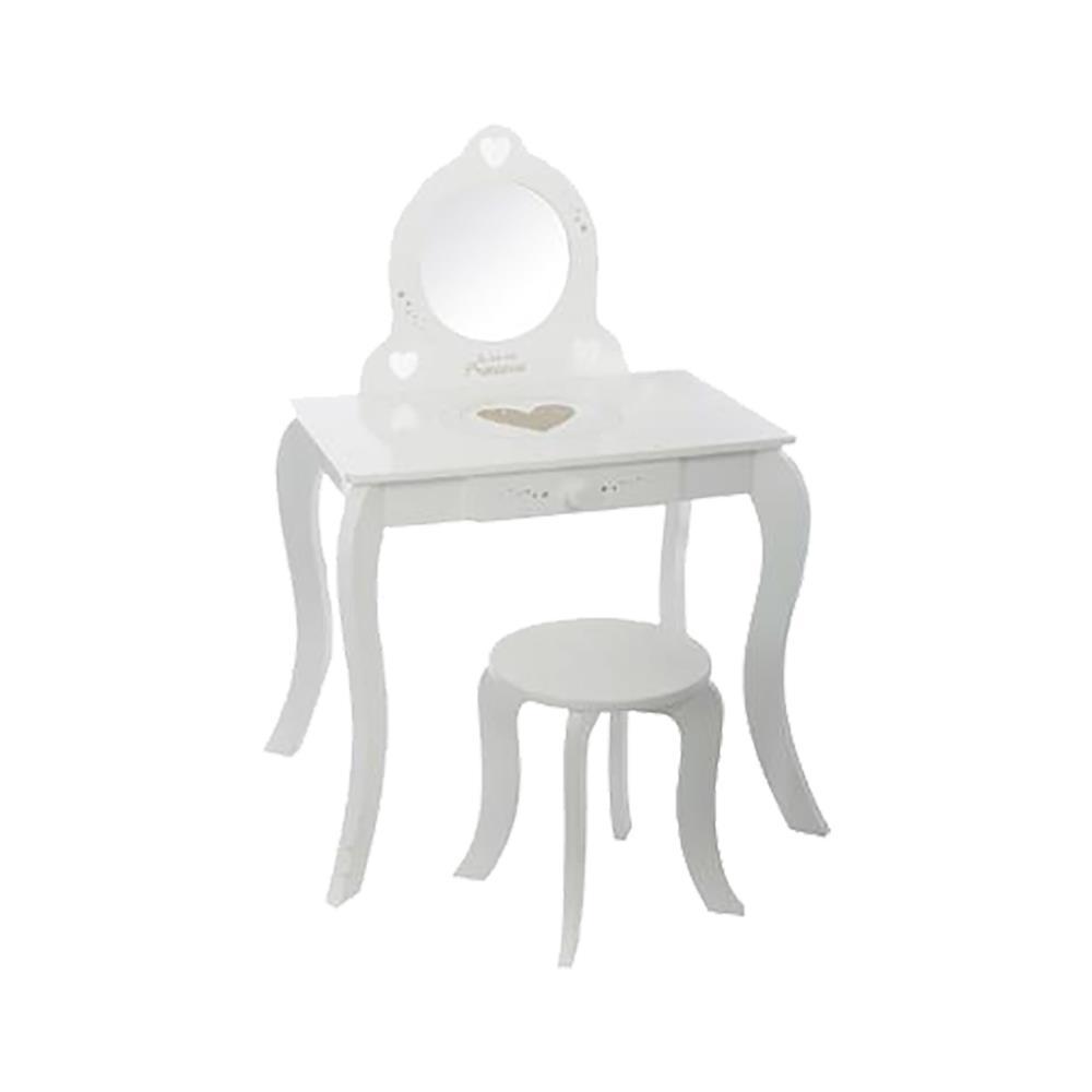 Atmosphera Kozmetična miza s stolom