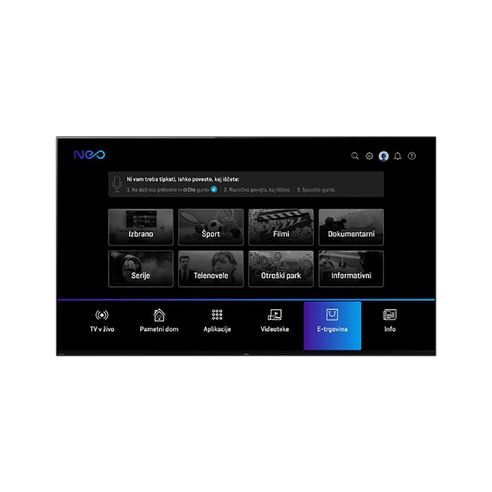 Sony OLED KE55A8BAEP 4K