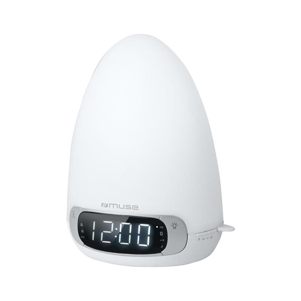 MUSE Bluetooth radio ura z lučko (ML-35 BT)