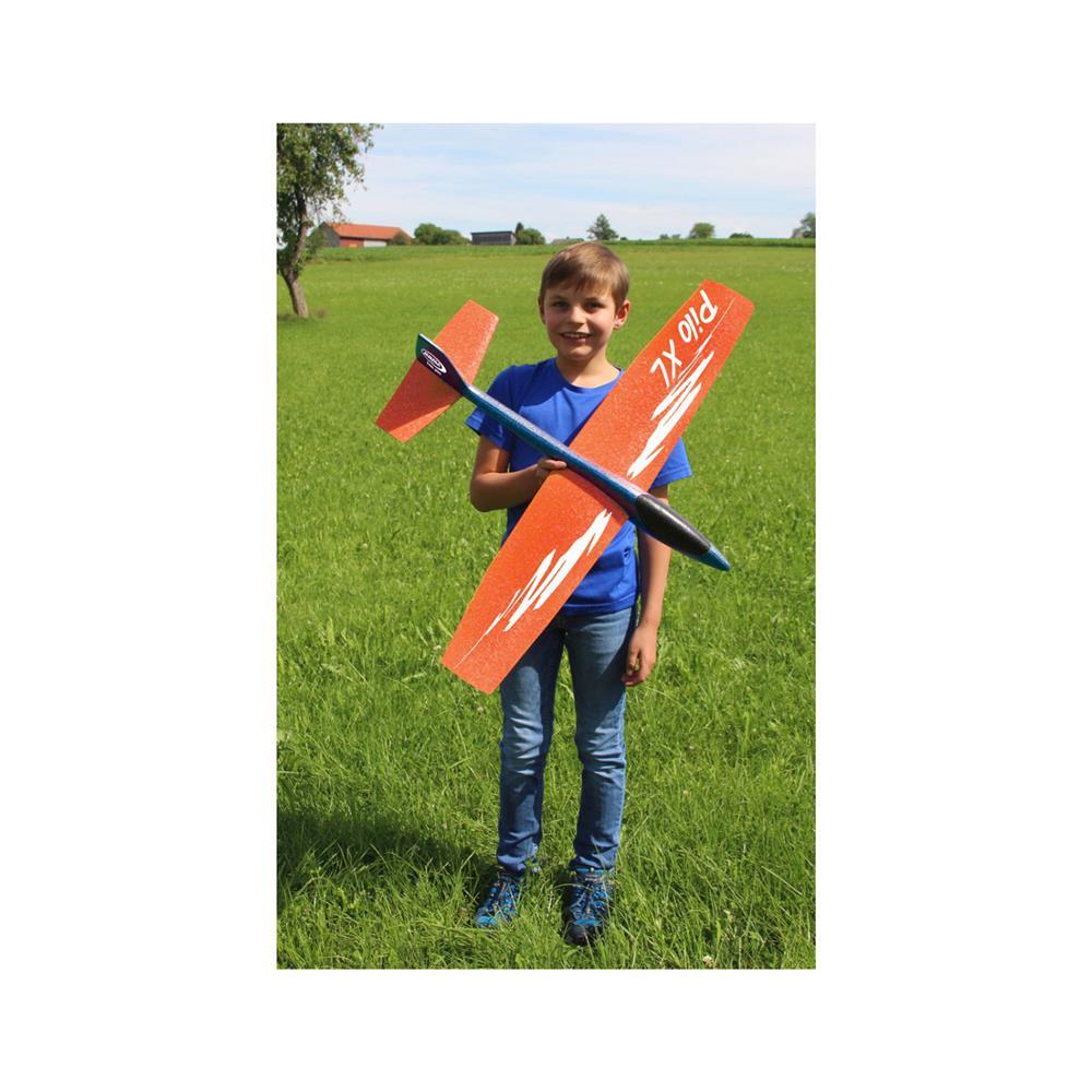 Jamara Letalo Pilo XL Foam Hand Launch glider EPP