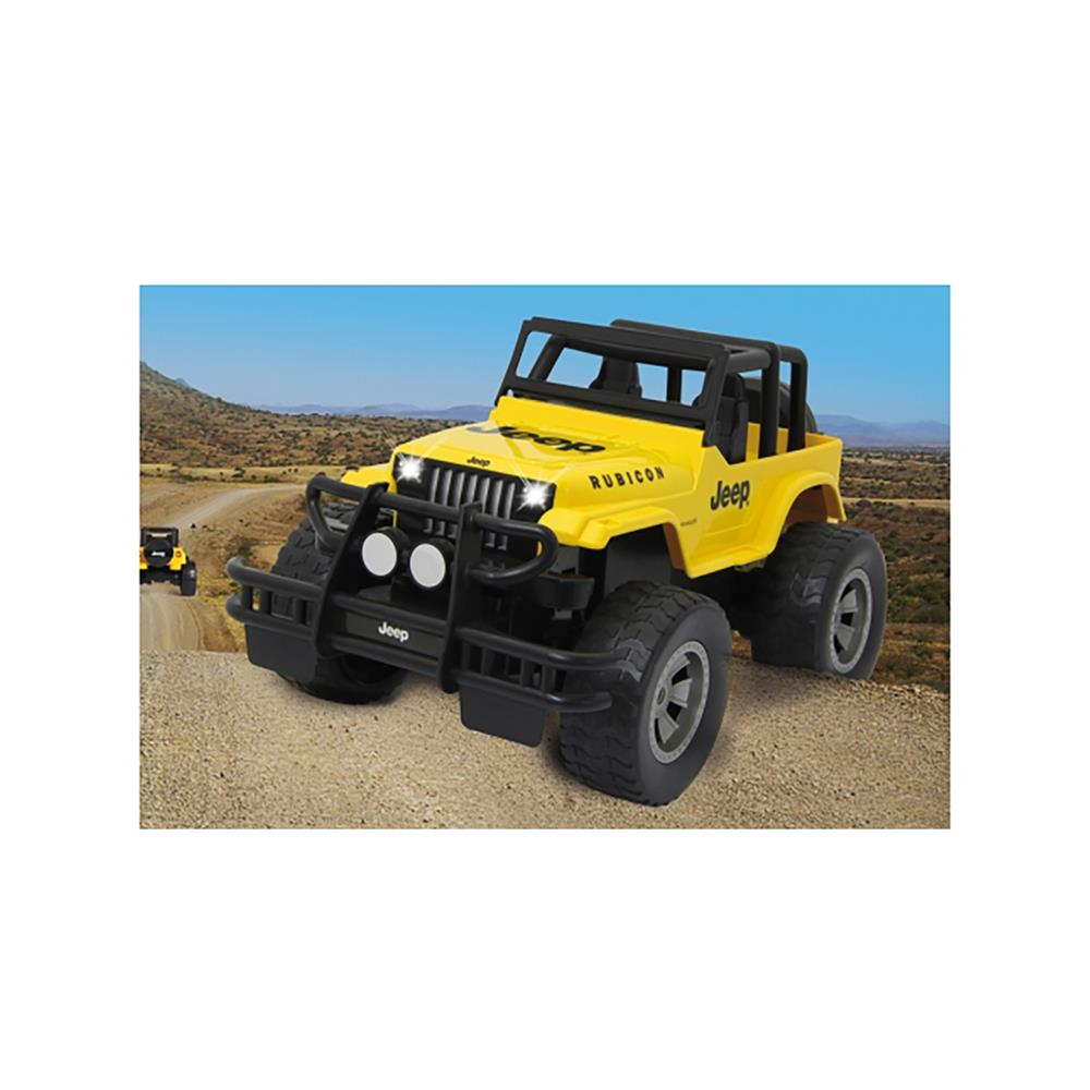 Jamara Radijsko vodeno vozilo Jeep Wrangler Rubicon