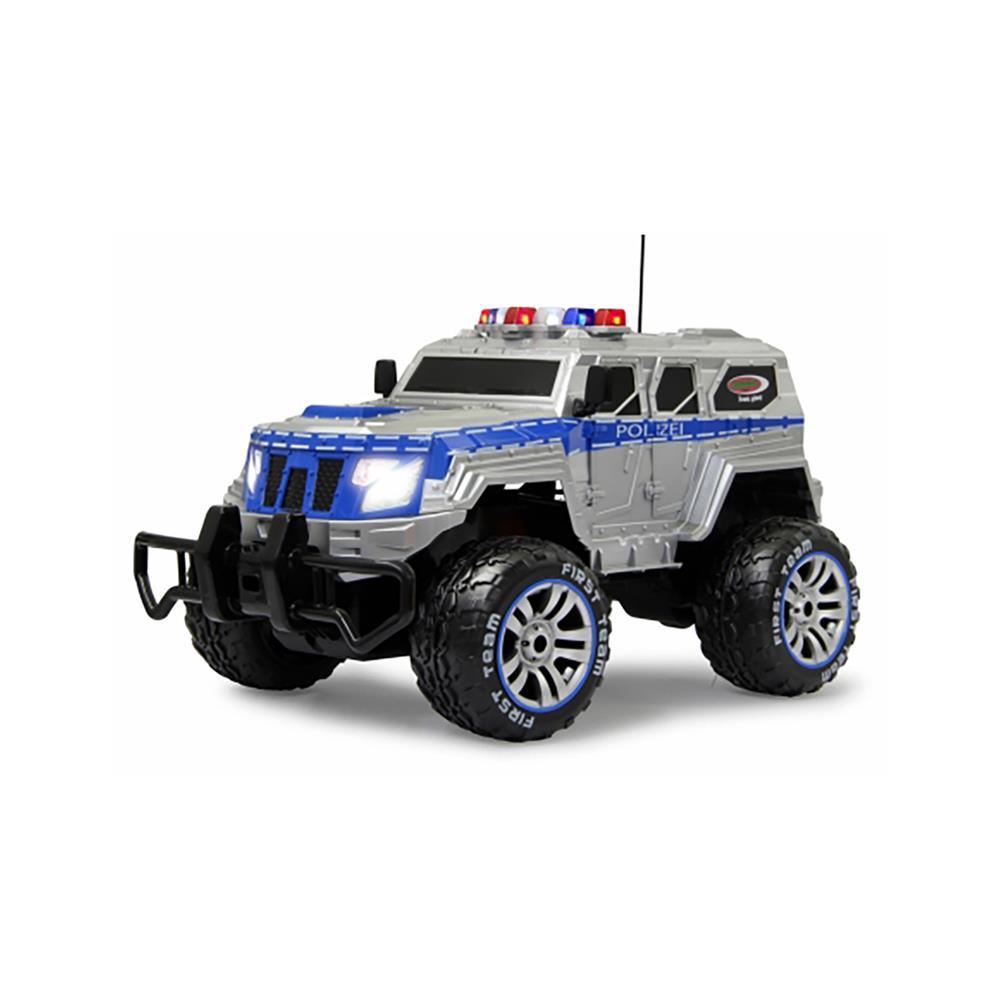 Jamara Radijsko vodeno vozilo Police amored car Monstertruck