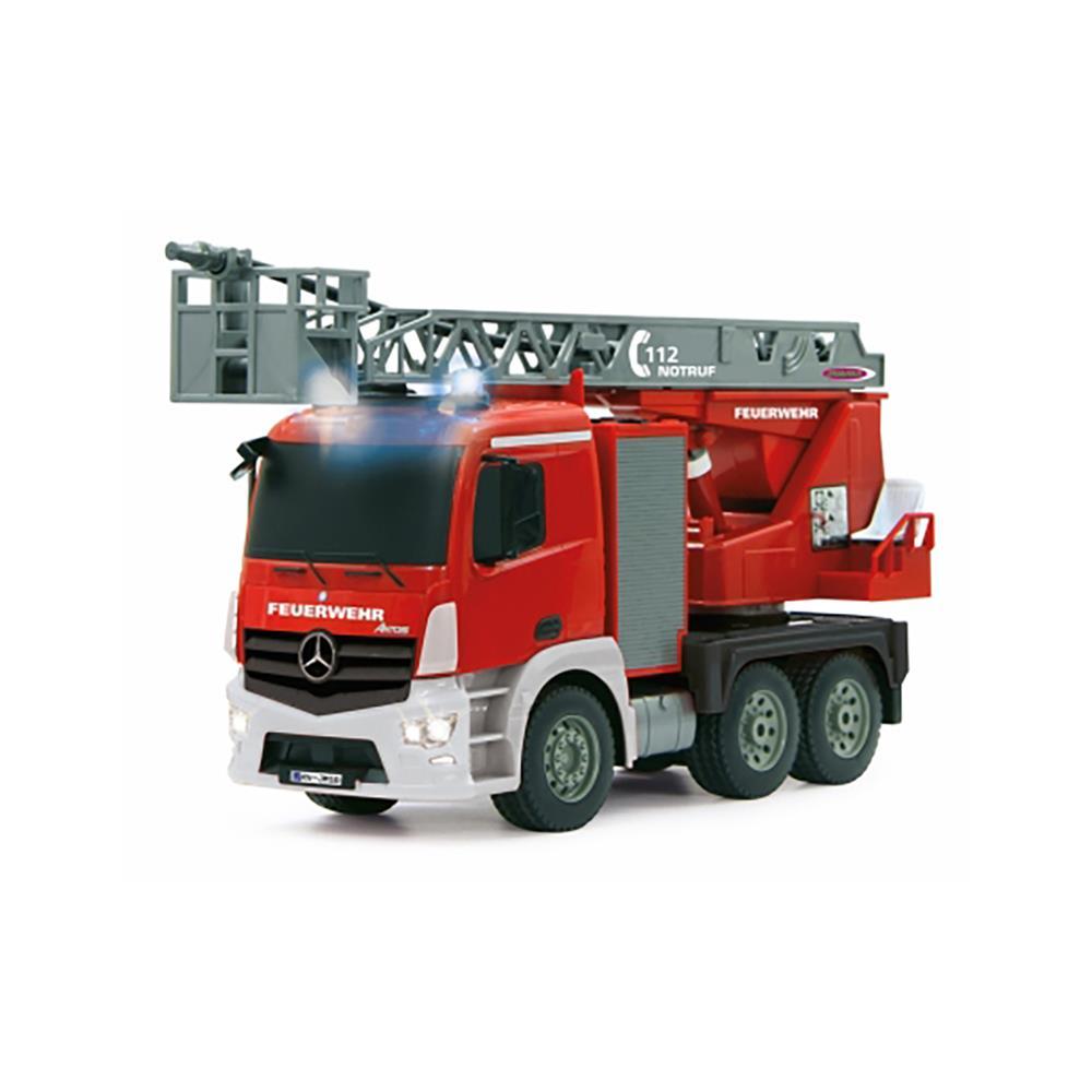Jamara Radijsko vodeno vozilo Fire Truck turnable Ladder Mercedes-Benz