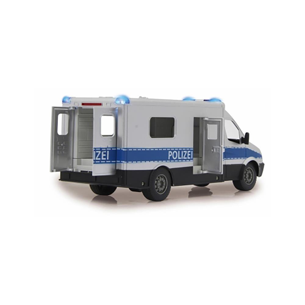 Jamara Radijsko vodeno vozilo Mercedes-Benz Police patrol car