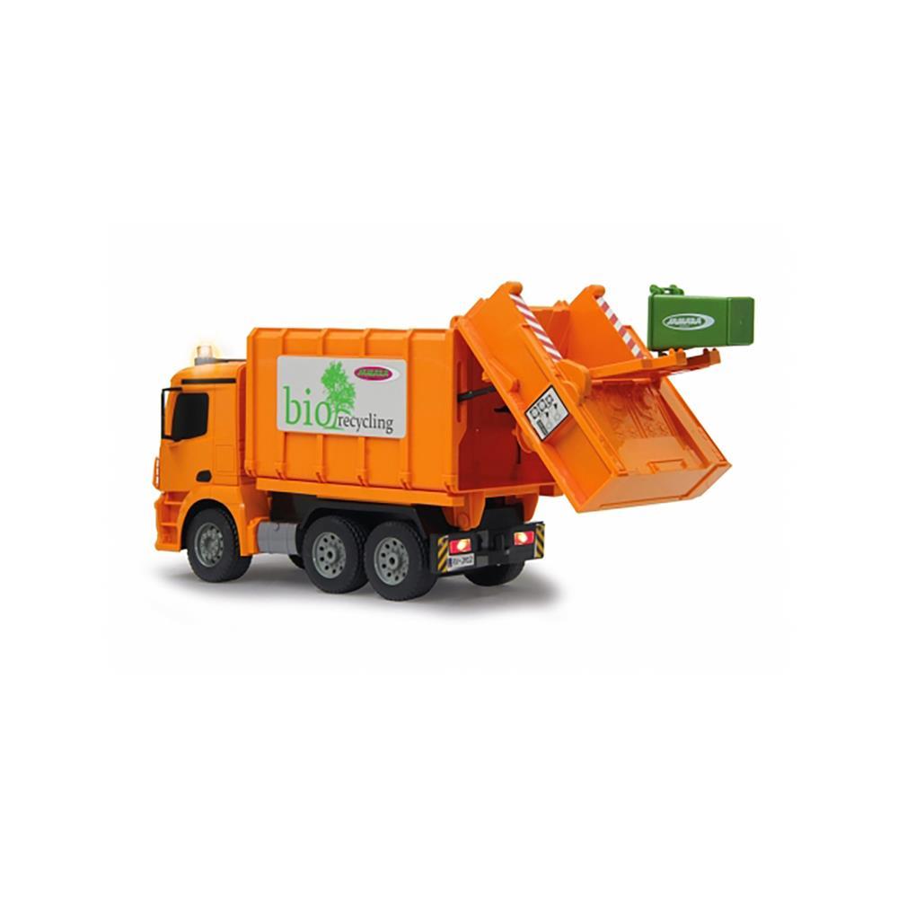 Jamara Radijsko vodeno vozilo Garbage Truck Mercedes-Benz Antos