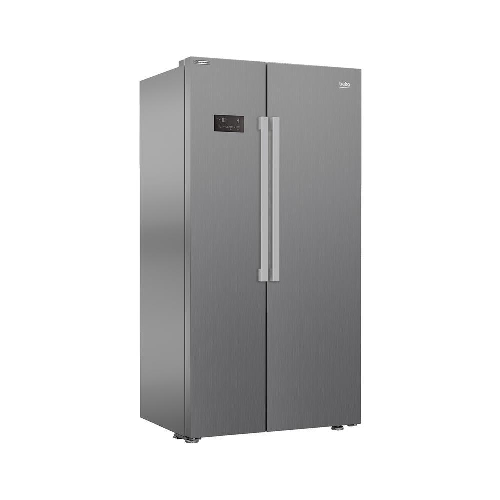 Beko Ameriški hladilnik GNE64021XB