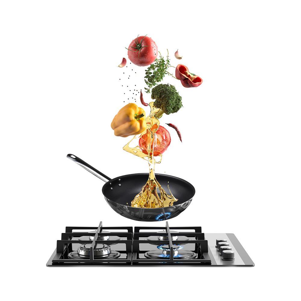 Rosmarino 3-delni set ponev Pour&Cook