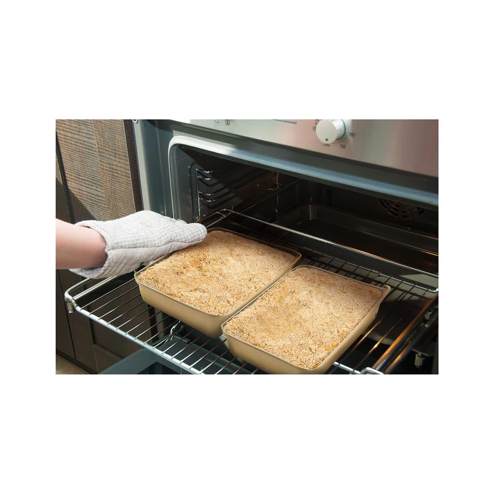 Rosmarino 5-delni set pekačev Baker Golden