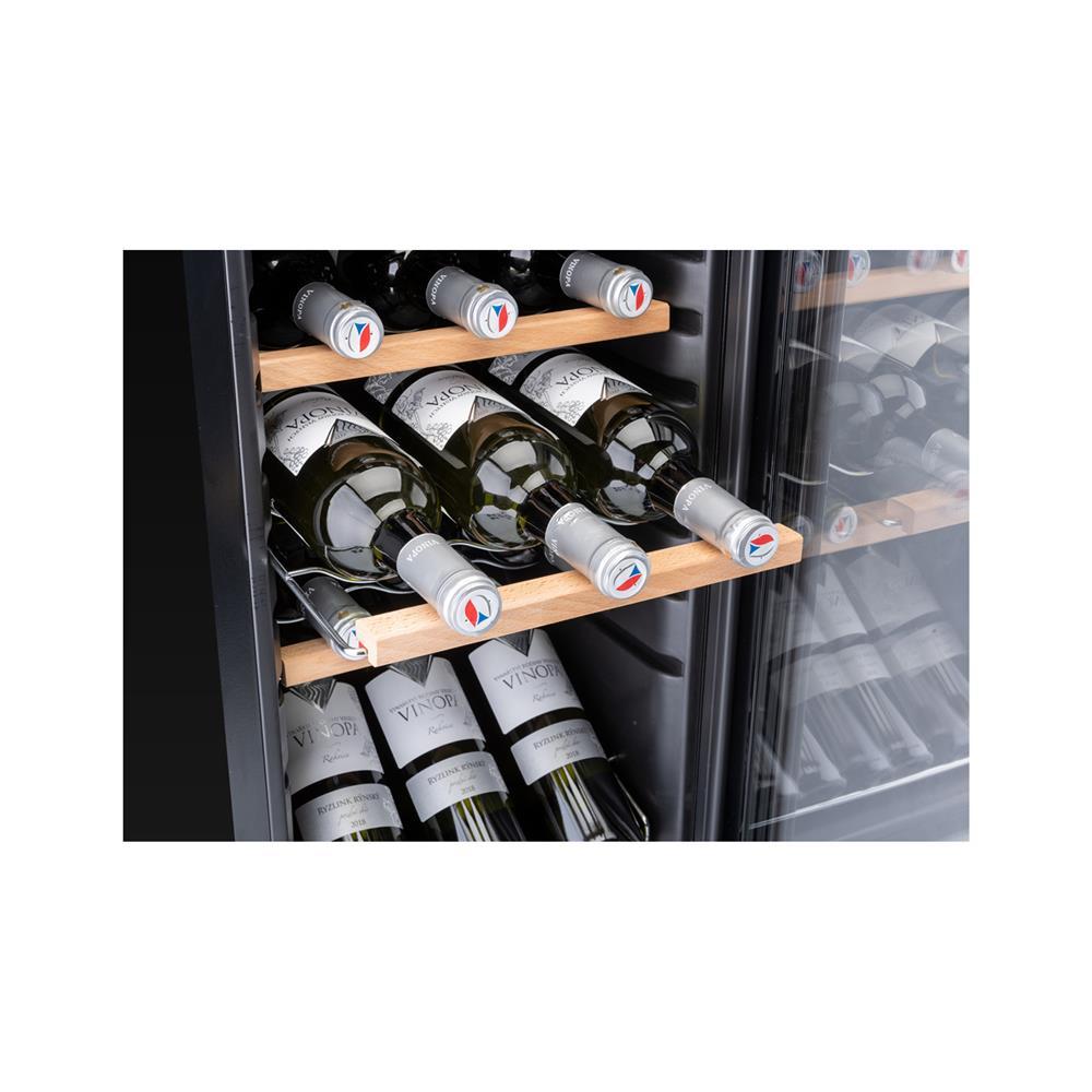 ETA Vinska vitrina za 15 steklenic (ETA 9528 90010G)