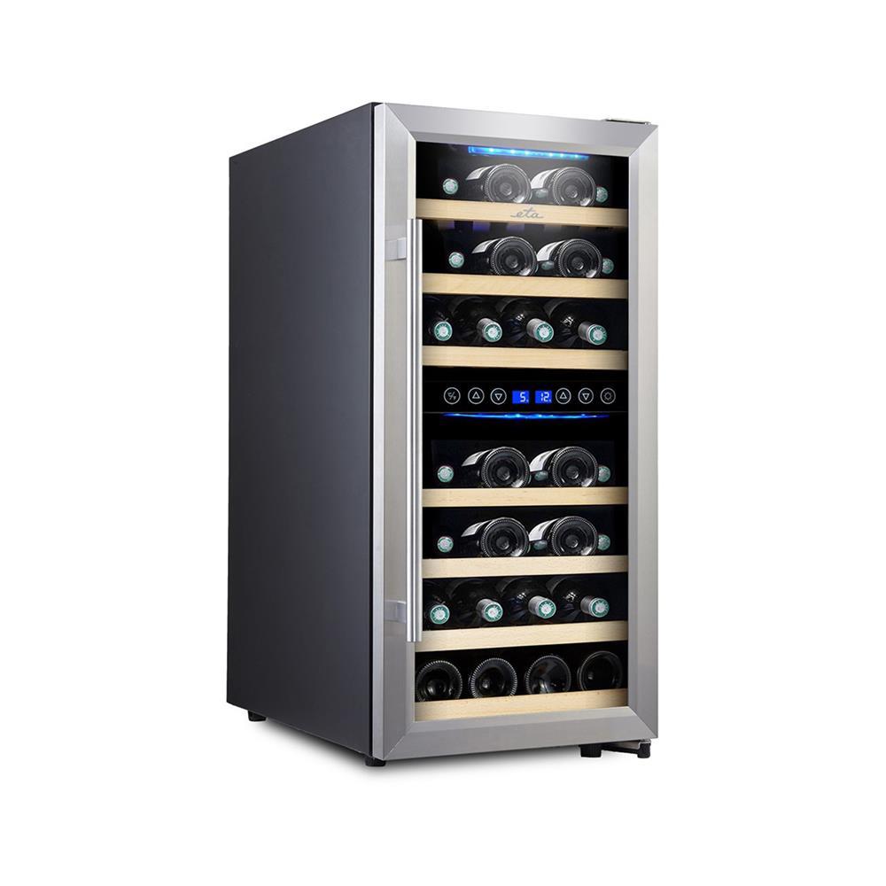 ETA Vinska vitrina za 33 steklenic (ETA 9533 90010F)