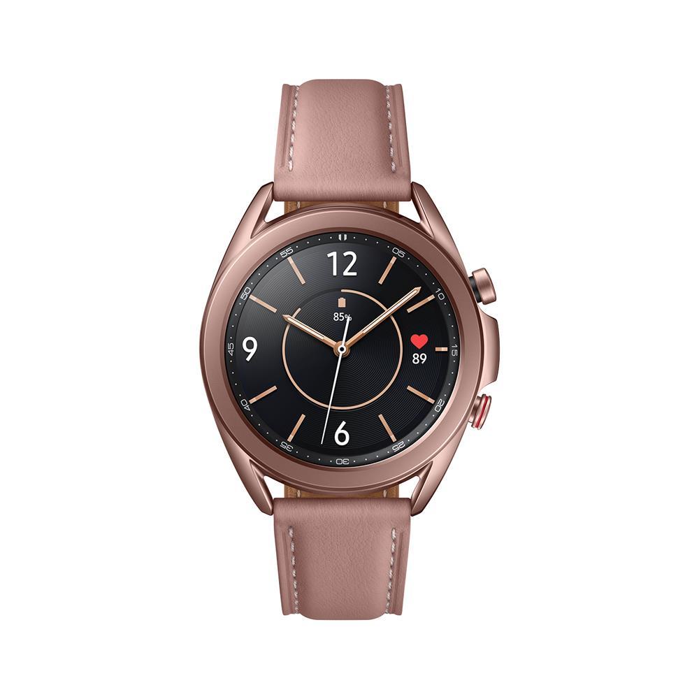 Samsung Pametna ura Galaxy Watch3 41mm BT (SM-R850) in Wireless Charger Pad (EP-P1300)