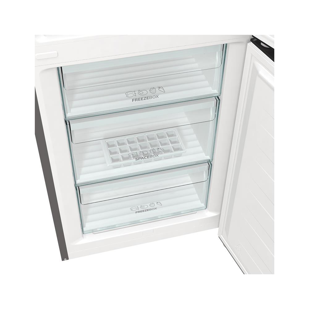 Gorenje Hladilnik z zamrzovalnikom NRK6202EXL4