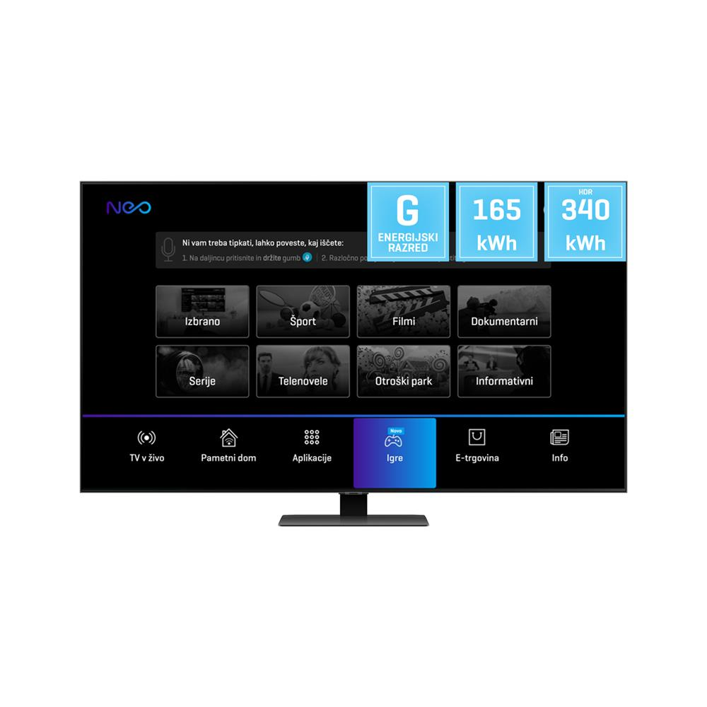 Samsung QE75Q80AATXXH 4K