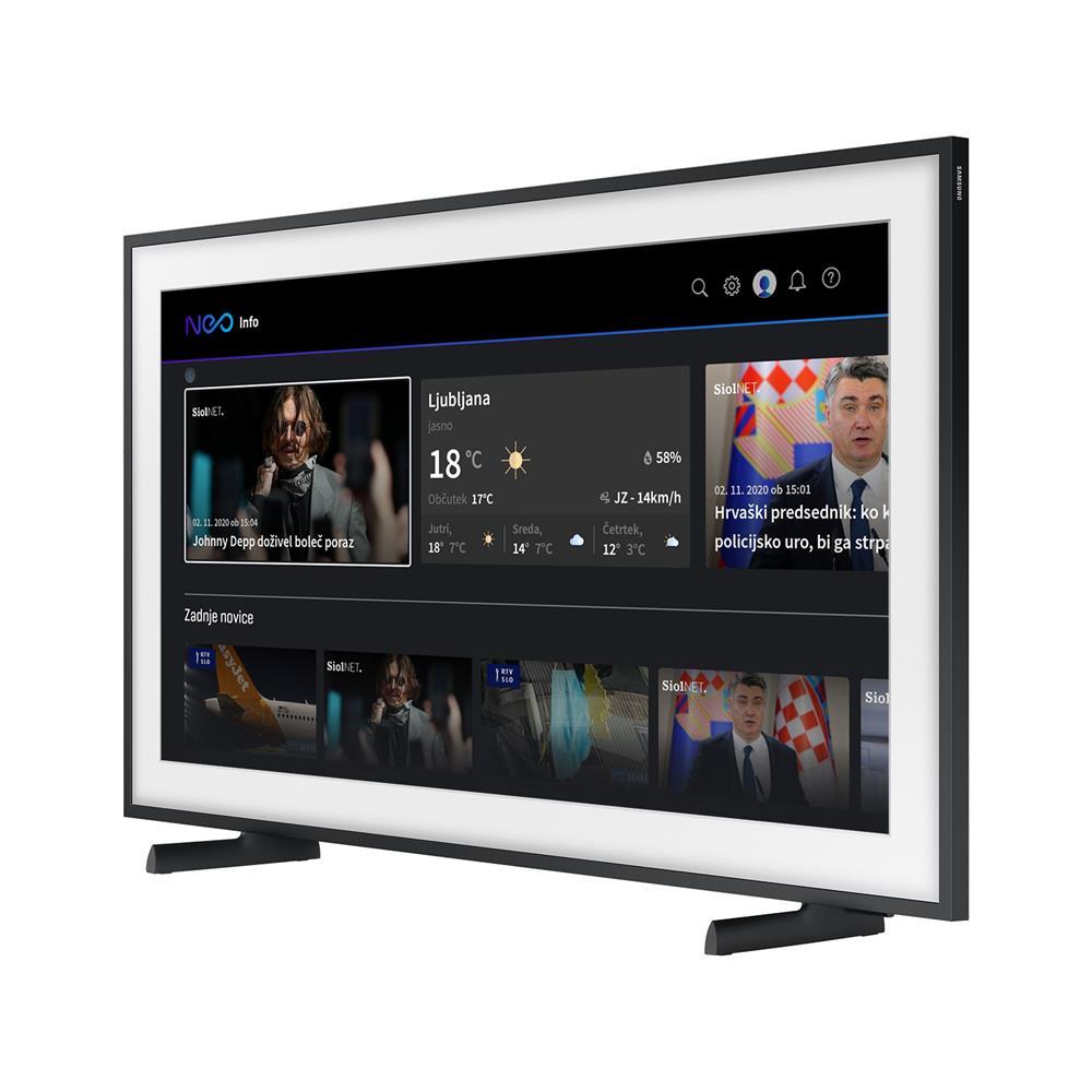 Samsung QLED Frame TV QE55LS03AAUXXH 4K