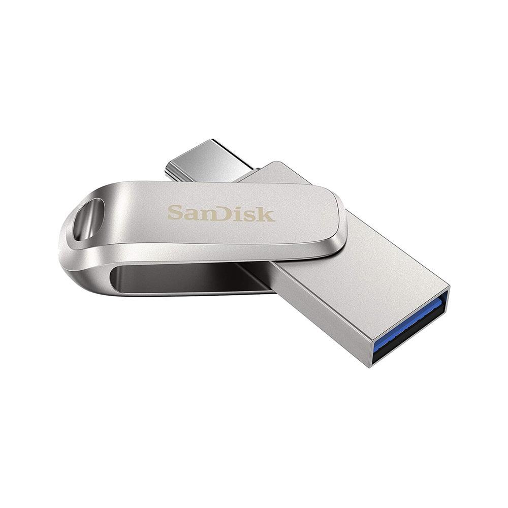 SanDisk USB ključek Ultra Dual Drive Luxe (SDDDC4-1T00-G46)