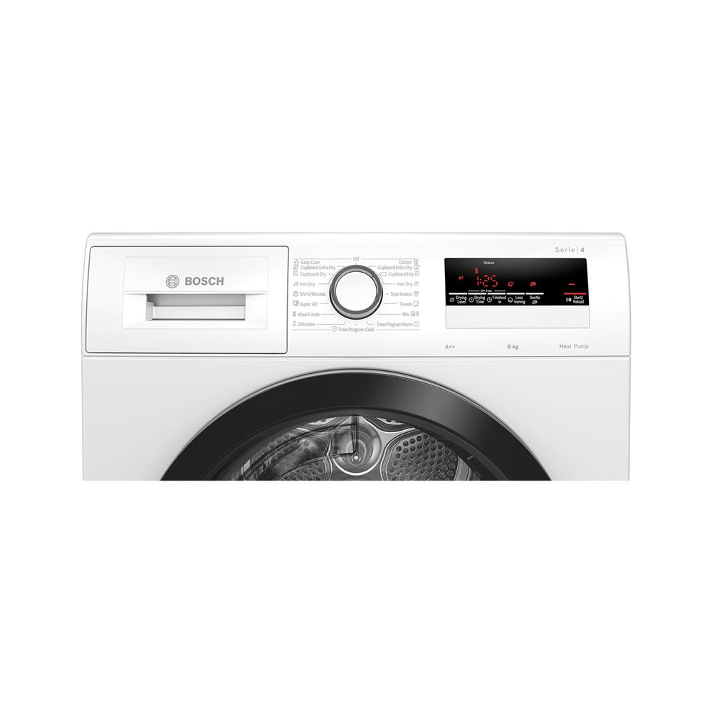 Bosch Sušilni stroj s toplotno črpalko WTH85204BY