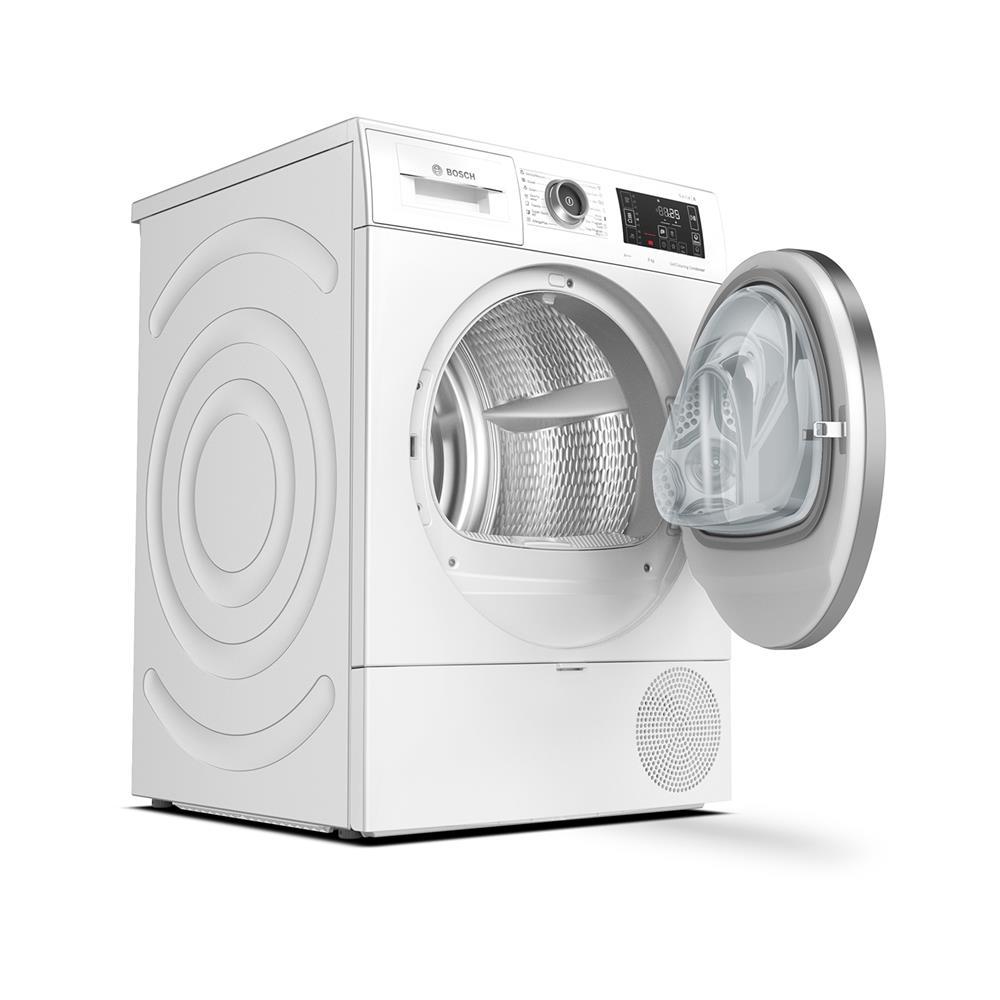 Bosch Sušilni stroj s toplotno črpalko WTW876LBY