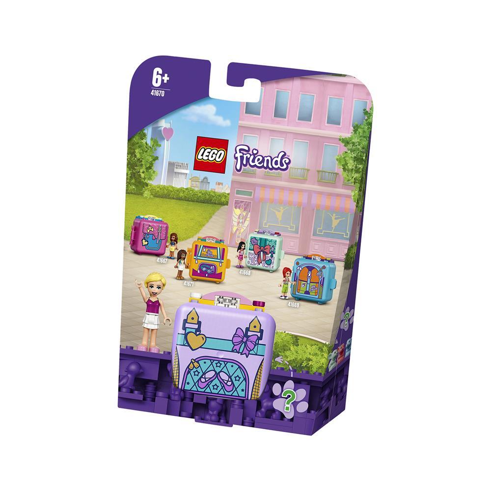 LEGO Friends Stephaniejina baletna kocka 41670