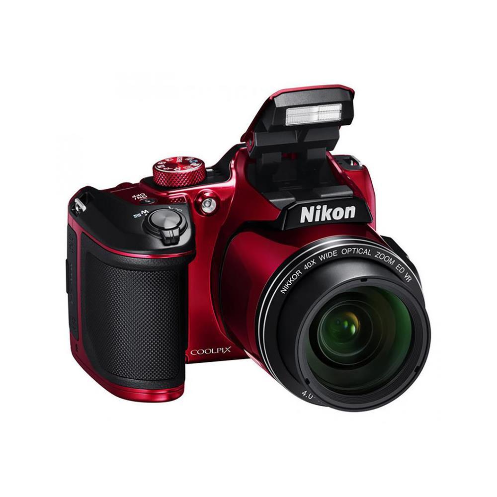 Nikon COOLPIX B500, SD16GB in torba