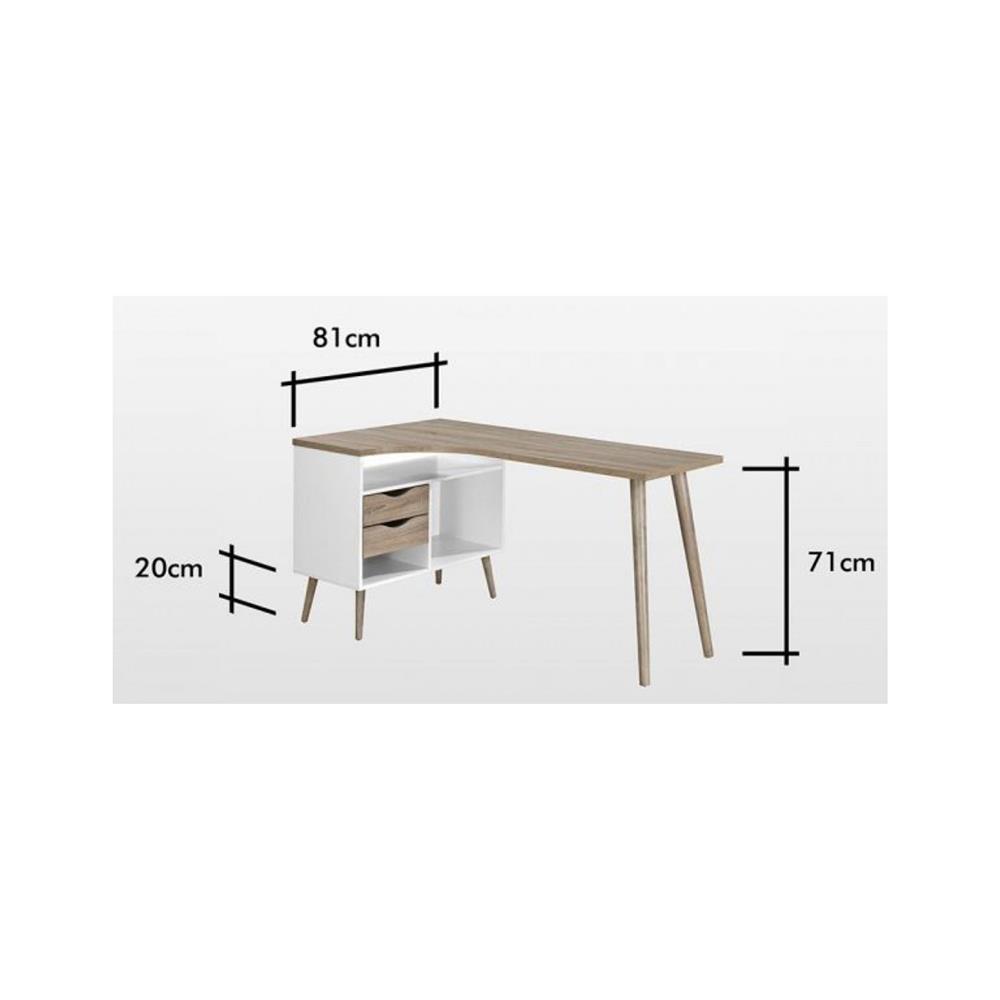 VonHaus Pisalna miza Koto