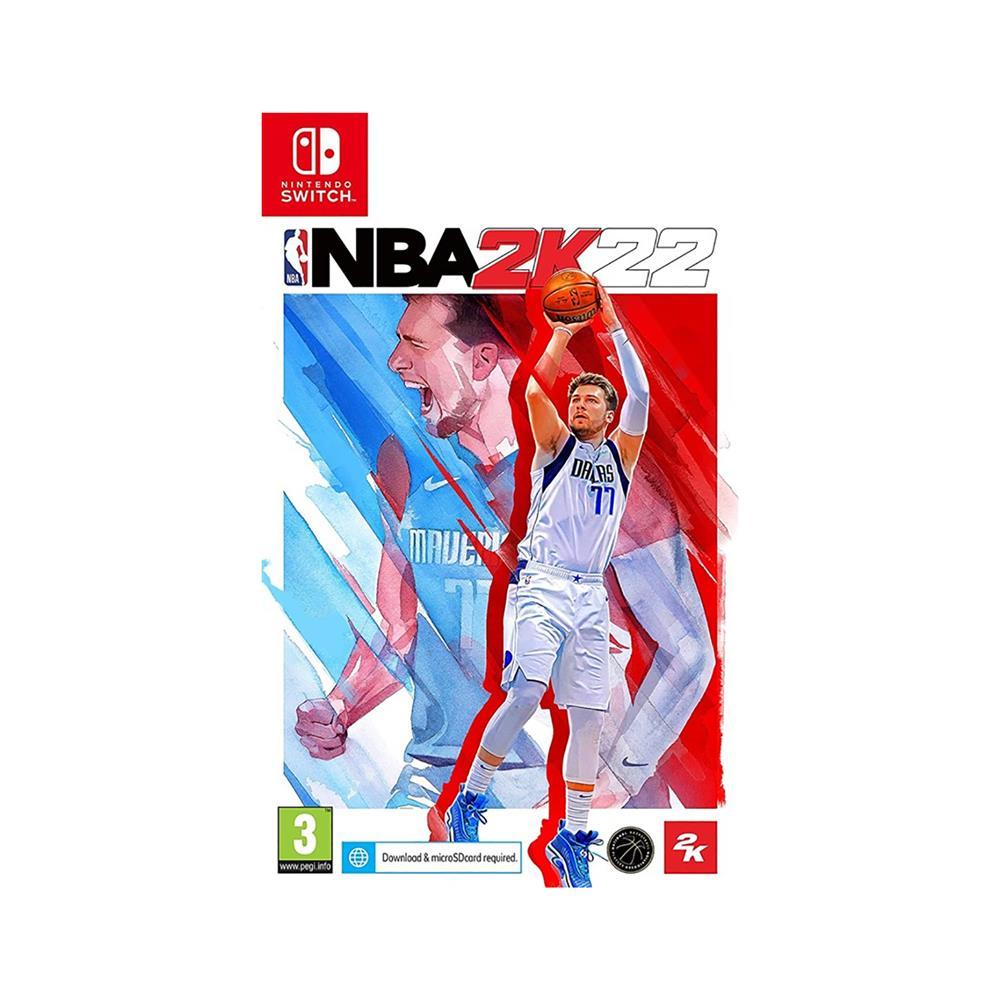 2K Games Igra NBA 2K22 (Nintendo Switch)