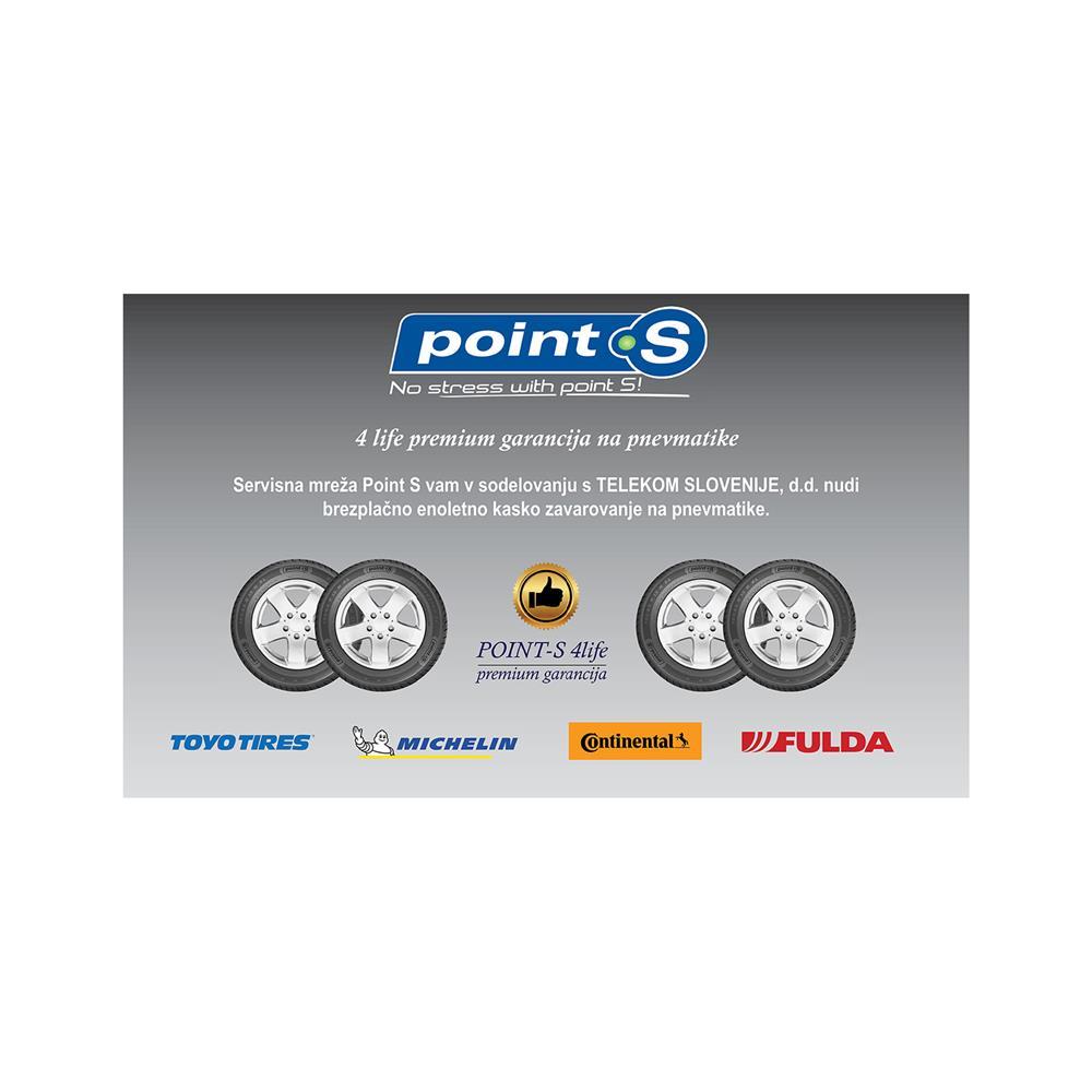 Michelin 4 celoletne pnevmatike 245/45R18 100Y XL CrossClimate 2