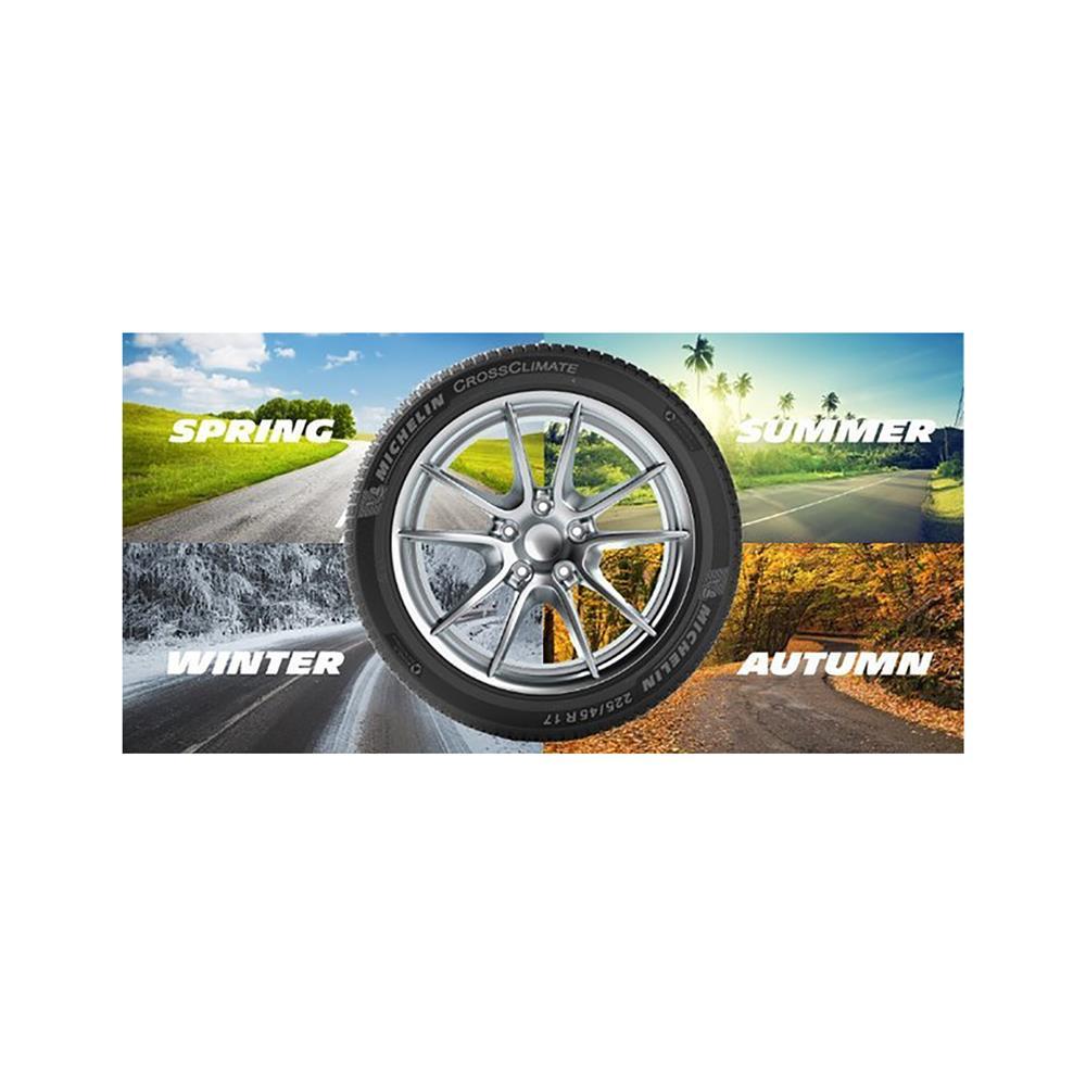 Michelin 4 celoletne pnevmatike 205/55R16 91V CrossClimate 2