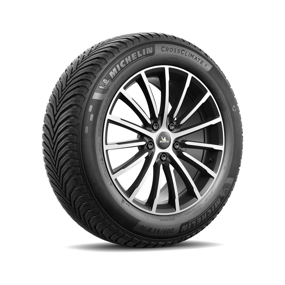 Michelin 4 celoletne pnevmatike 225/45R17 91Y CrossClimate 2