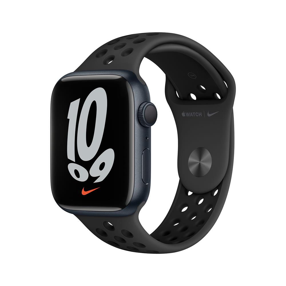 Apple Pametna ura Watch Nike Series S7 GPS 45mm Nike Sport Band (MKNC3BS/A)
