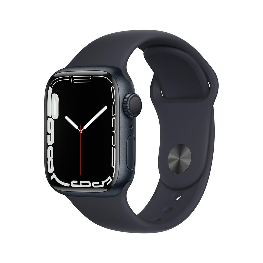 Apple Pametna ura Watch Series S7 GPS 41mm Sport Band (MKMX3BS/A)