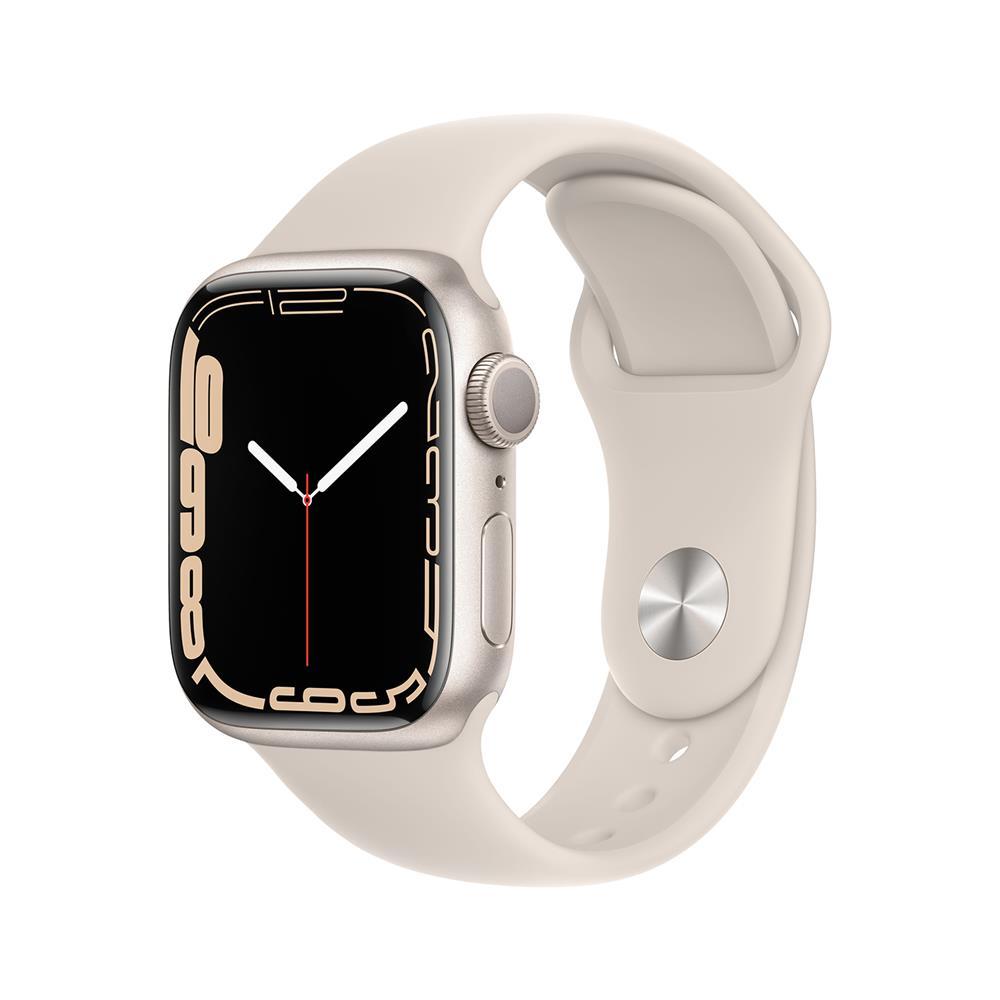 Apple Pametna ura Watch Series S7 GPS 41mm Sport Band (MKMY3BS/A)