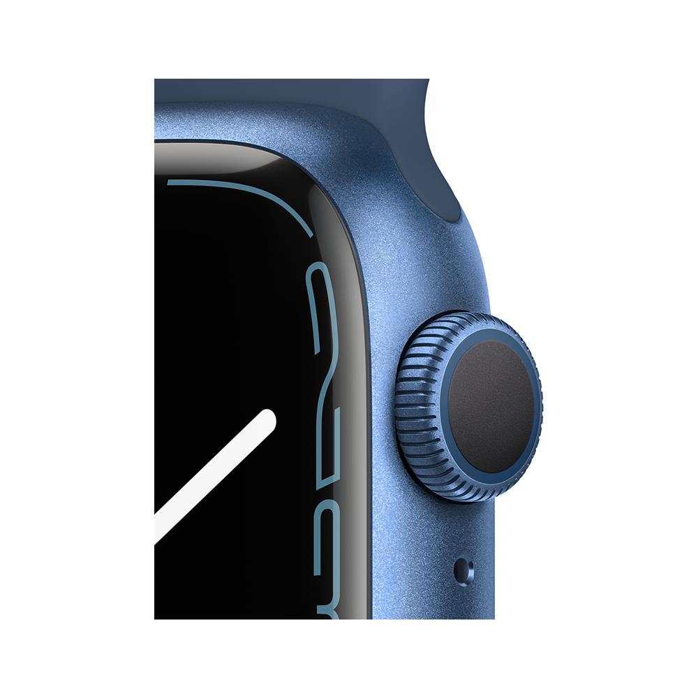 Apple Pametna ura Watch Series S7 GPS 41mm Sport Band (MKN13BS/A)
