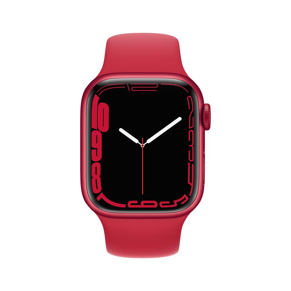 Apple Pametna ura Watch Series S7 GPS 41mm Sport Band (MKN23BS/A)