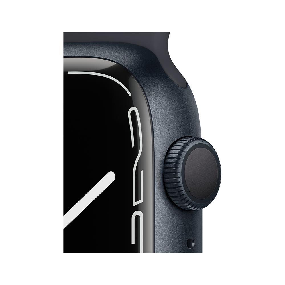 Apple Pametna ura Watch Series S7 GPS 45mm Sport Band (MKN53BS/A)