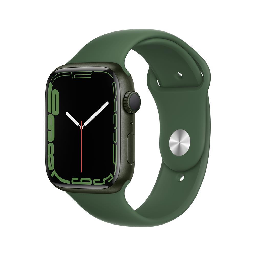 Apple Pametna ura Watch Series S7 GPS 45mm Sport Band (MKN73BS/A)