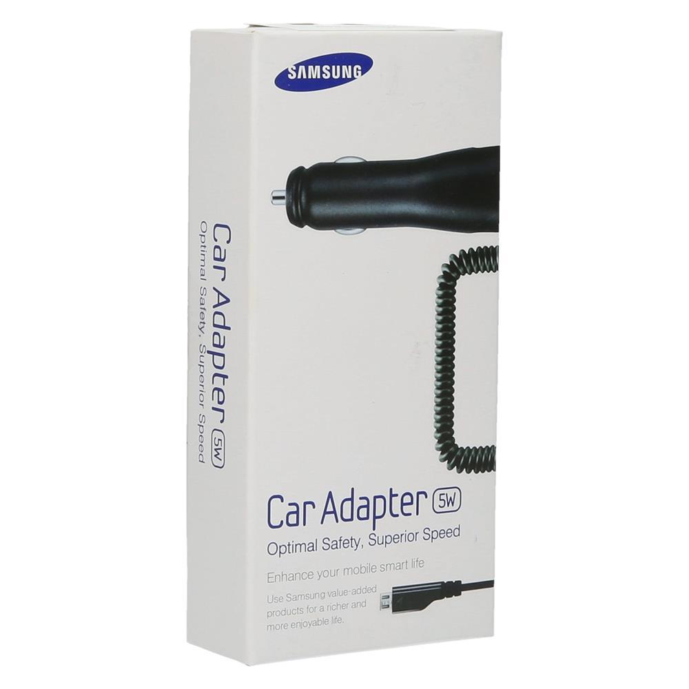 Samsung Avto polnilec 12/24V (ECA-U16CBEGSTD)