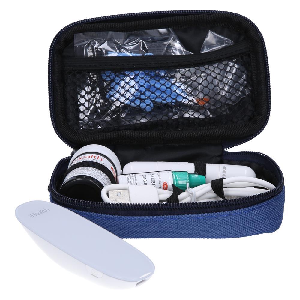 iHealth Brezžični pametni sistem za merjenje krvenga sladkorja (BG5)