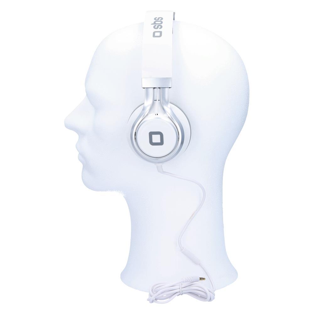 SBS Naglavne slušalke Mix DJ Evo (TTHEADPHONEDJEVO)