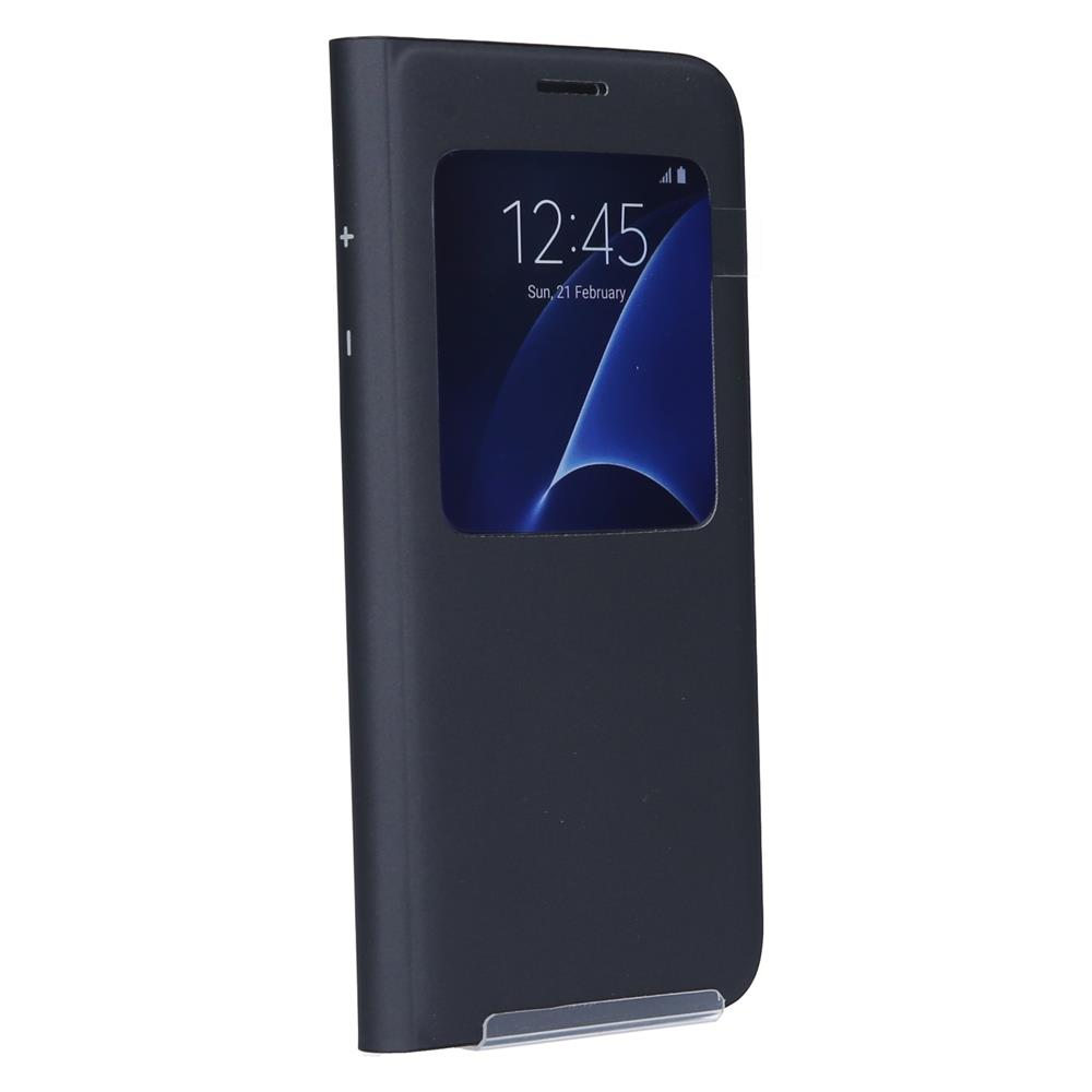 Samsung Preklopna torbica S View (EF-CG930PBEGWW)