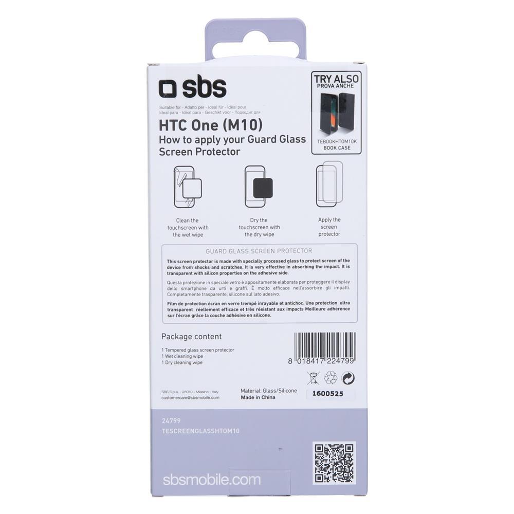 SBS Zaščitno steklo (TESCREENGLASSHTOM10)