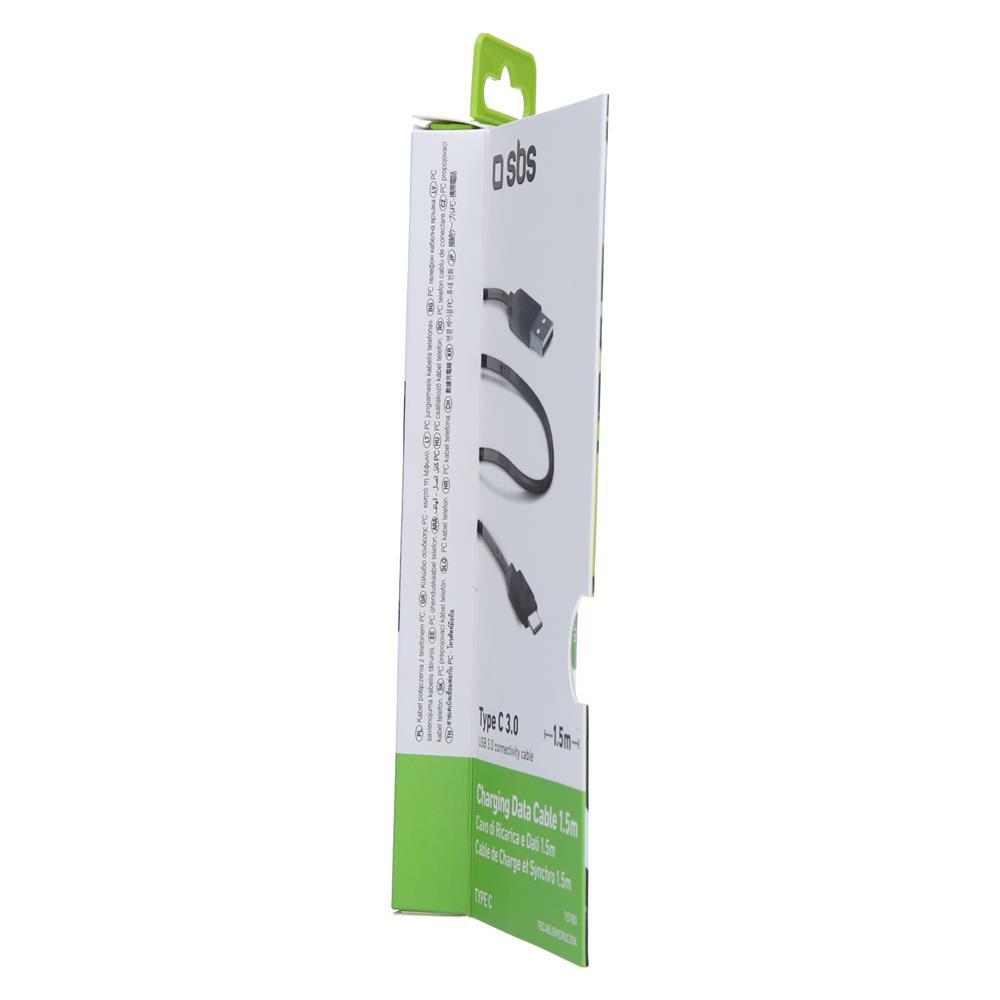 SBS Podatkovni Micro USB kabel 3.0 Type C (TECABLEMICROC30K)