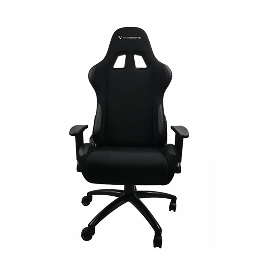UVI CHAIR Gamerski stol Back in black