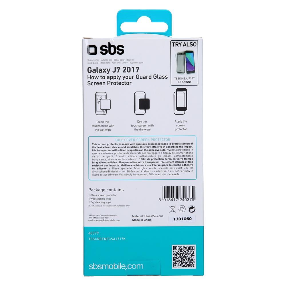 SBS Zaščitno steklo (TESCREENFCSAJ717K)