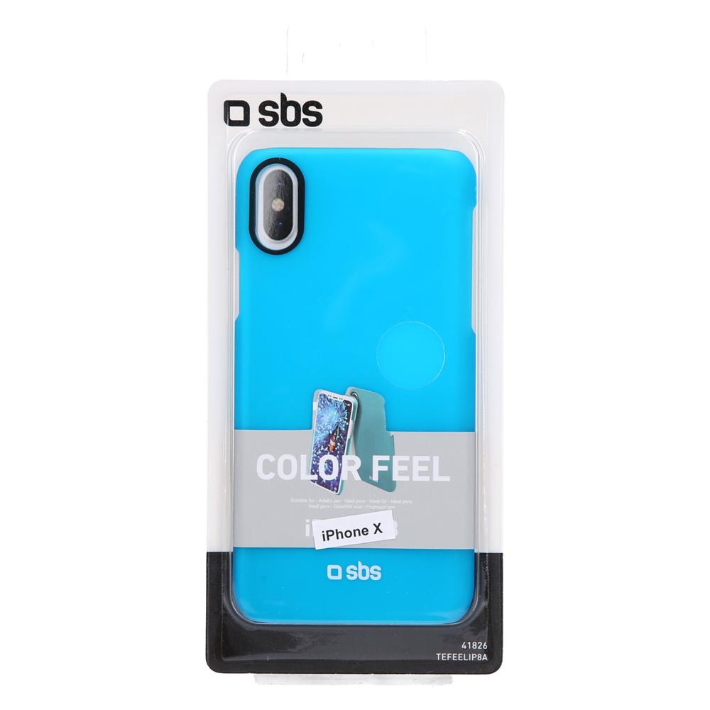 SBS Silikonski ovoj Color Feel (TEFEELIPXA)