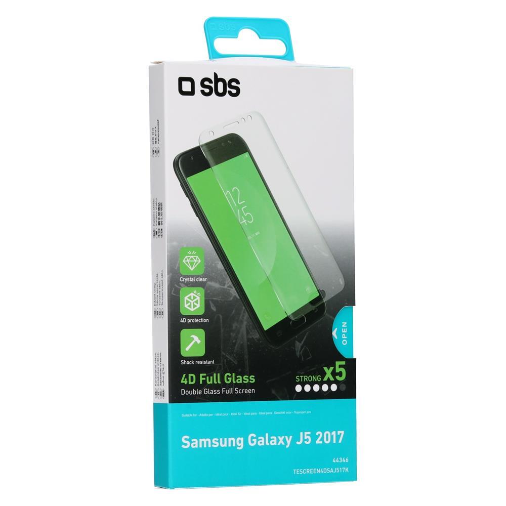 SBS Zaščitno steklo 4D (TESCREEN4DSAJ517K)