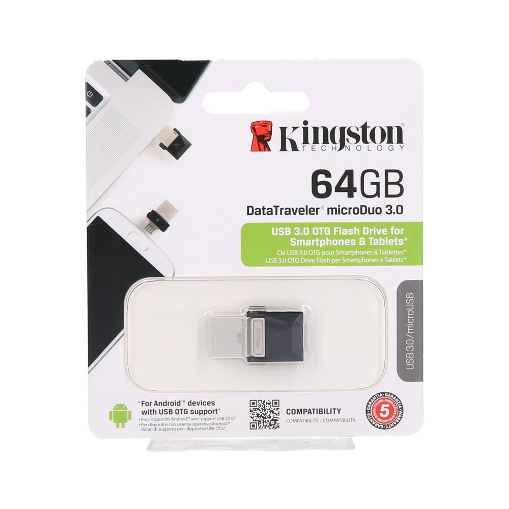 KINGSTON Micro USB ključek DUO 3.0.